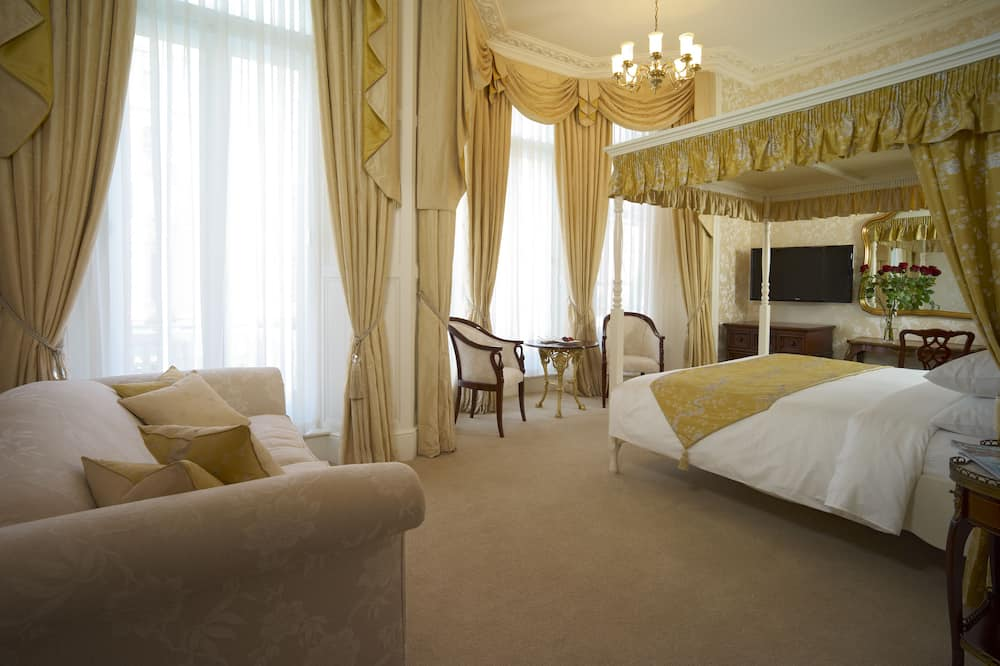 Junior suite, 1 kingsize bed - Kamer
