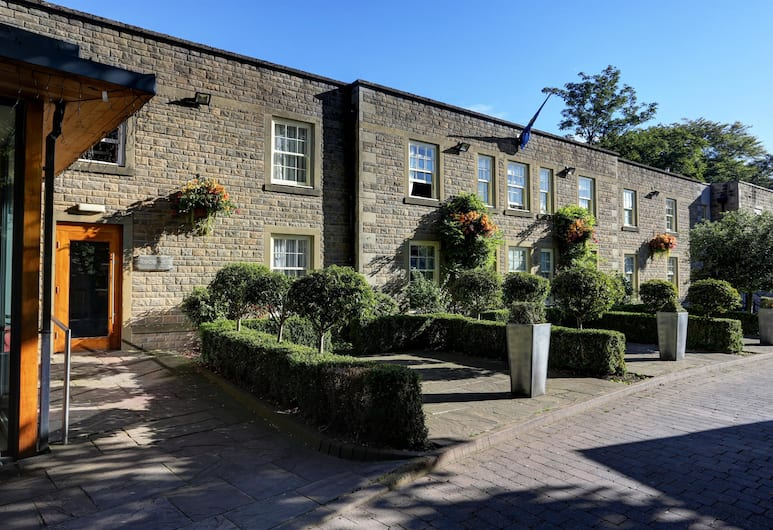 Best Western Plus Sheffield Mosborough Hall Hotel, Sheffield, Hotel Front