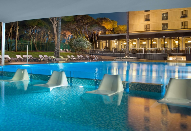 The Dan Carmel Hotel, Haifa, Bassein