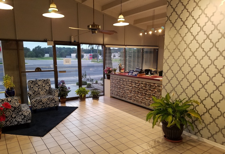 Western Inn, Pensacola, Reģistratūra