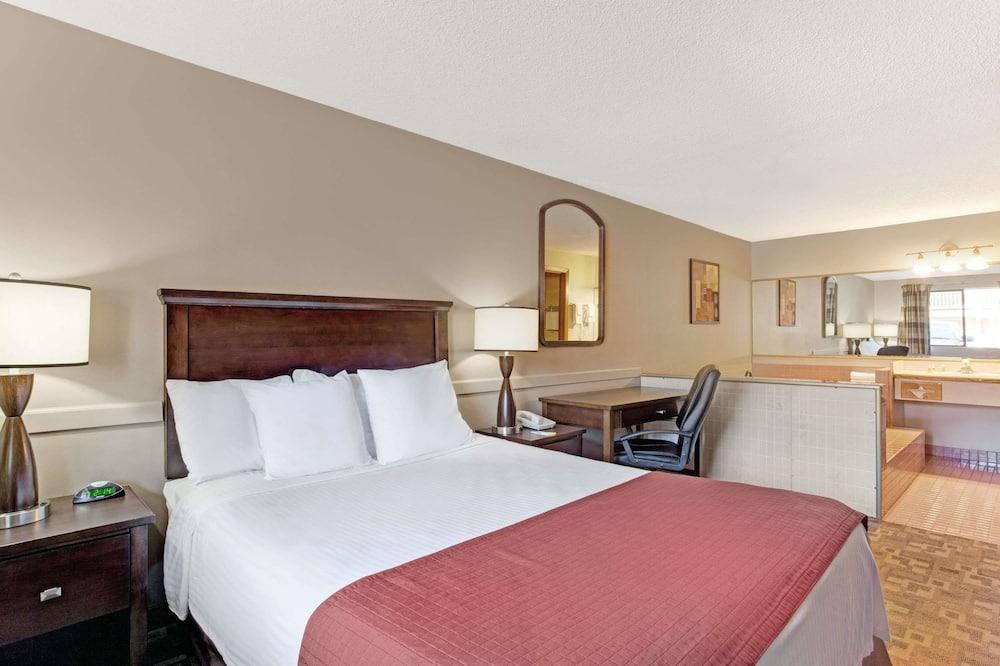 Deluxe Room, 1 Katil Ratu (Queen), Non Smoking, Jetted Tub - Bilik mandi