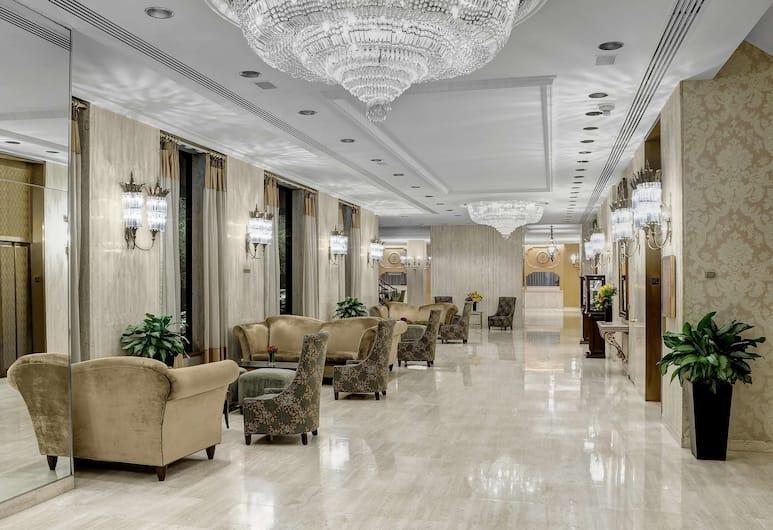 Park Lane Hotel, New York, Interior Hotel