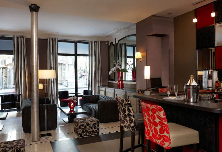 艾菲爾塞納河酒店, 巴黎, 酒店酒廊