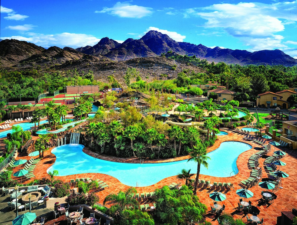 Pointe Hilton Squaw Peak Resort Phoenix
