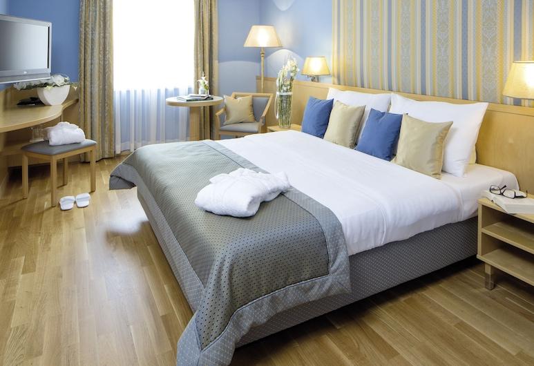 Austria Trend Hotel Ananas, Viyana, Executive Tek Büyük Yataklı Oda, Oda