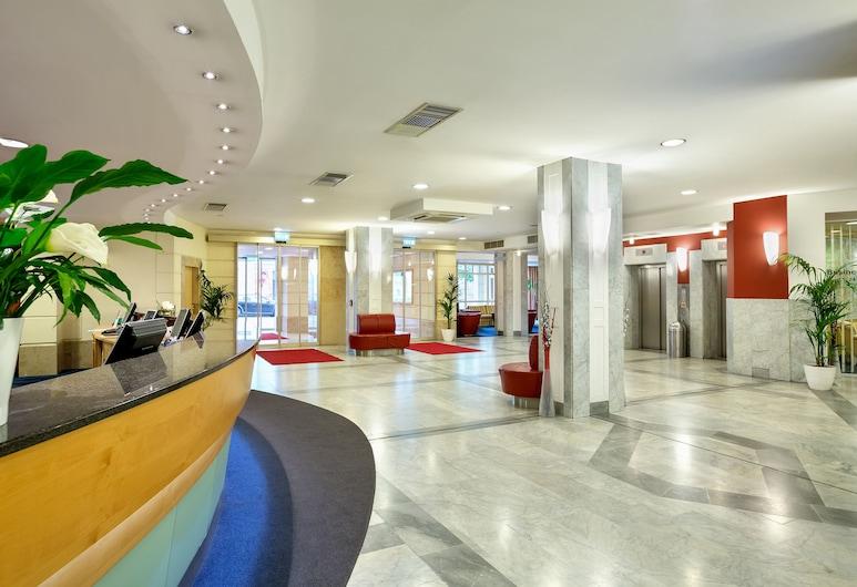 Austria Trend Hotel Ananas, Vienna, Reception