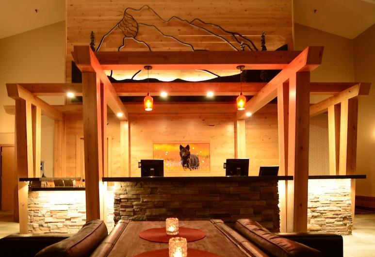 Banff Rocky Mountain Resort, Банф, Стойка регистрации