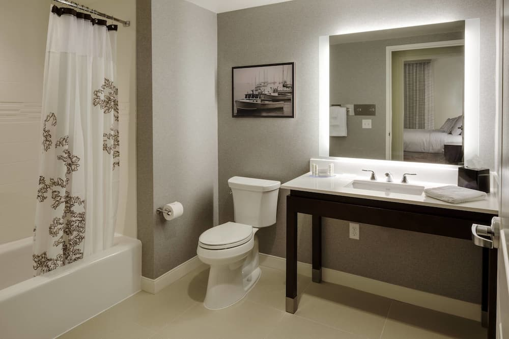 Suite, 2 spavaće sobe - Kupaonica