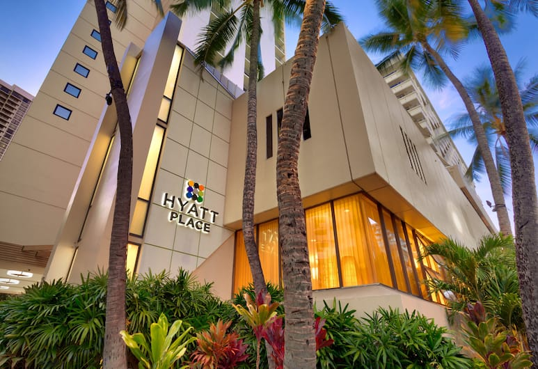 Hyatt Place Waikiki Beach, Honolulu, Property Grounds