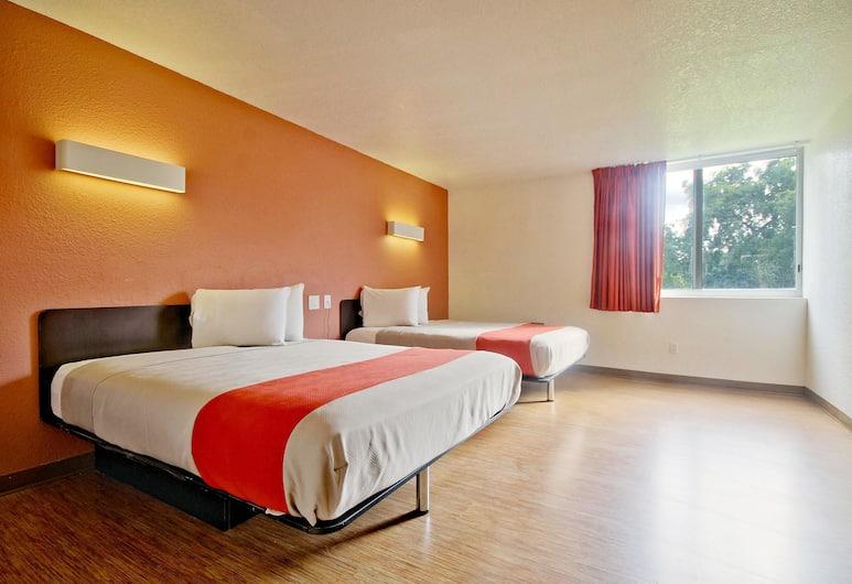 Motel 6 Miami FL, Miami, Kamar Standar, 1 Tempat Tidur King, non-smoking, Kamar Tamu