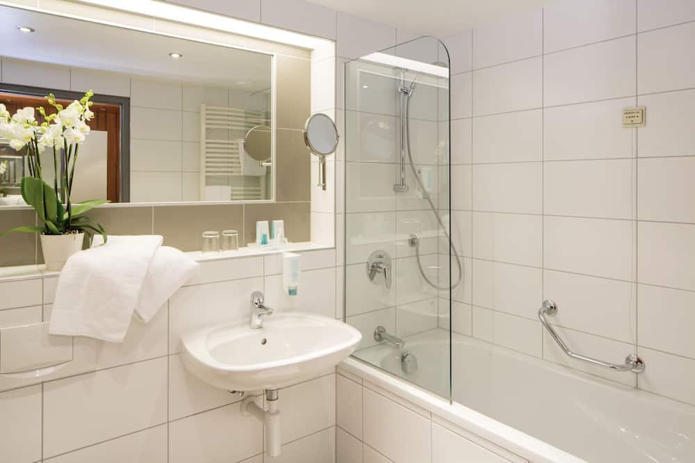 Executive-Zweibettzimmer - Badezimmer