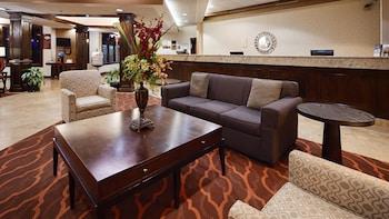 תמונה של Lehigh Valley Hotel, SureStay Collection by Best Western בבית לחם