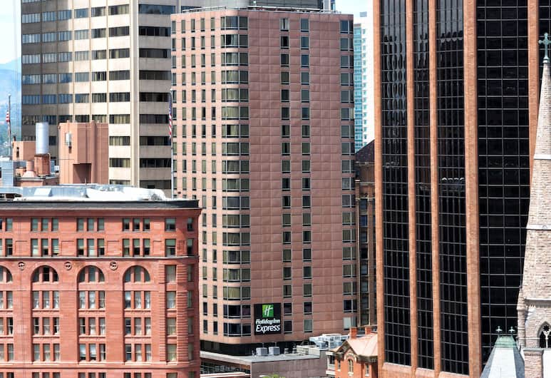 Holiday Inn Express Denver Downtown, Denver, Standard Room, City View