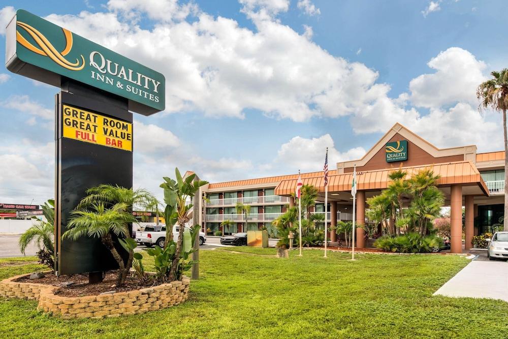 Quality Inn Suites Tarpon Springs