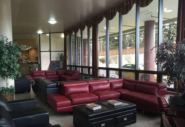 Alex Hotel & Suites Anchorage Airport, Anchorage, Vstupní hala