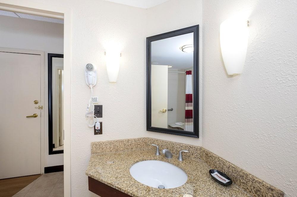 高級客房, 2 張標準雙人床, 非吸煙房 - 浴室