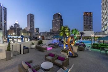 新奥爾良新奧爾良市區巨蛋假日酒店的圖片