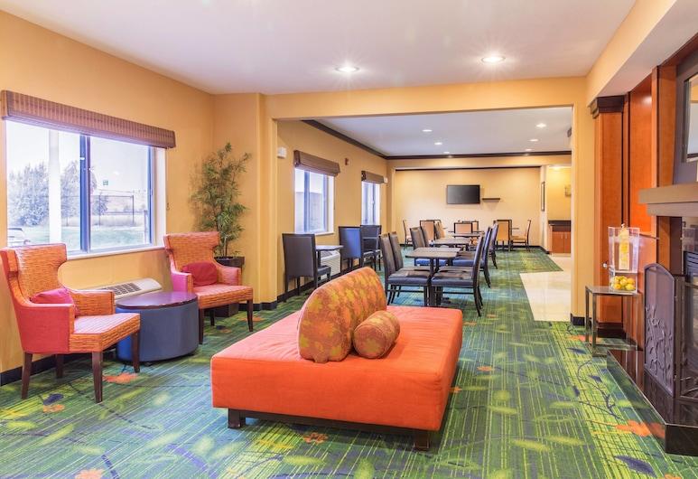Fairfield Inn & Suites Billings, Billings, Lobby