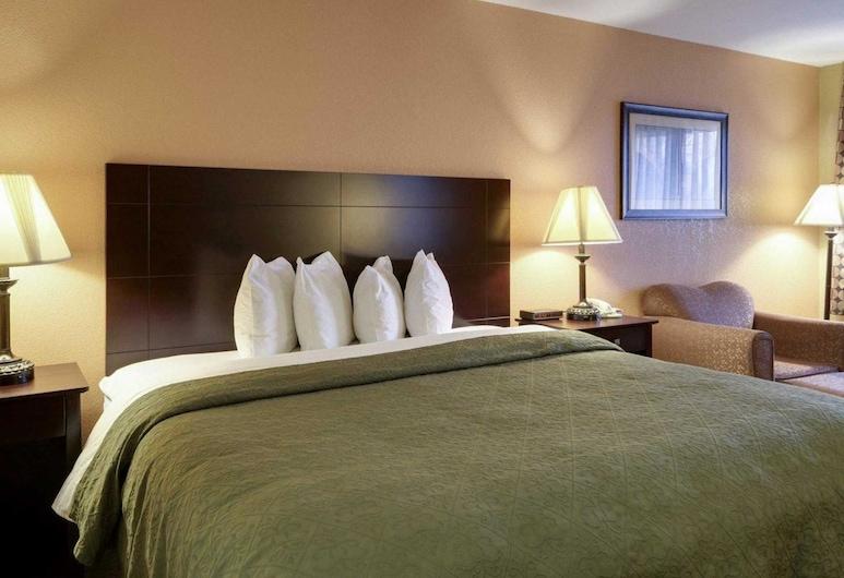 Quality Inn Russellville, Russellville, Standard tuba, 1 ülilai voodi, suitsetamine keelatud, Tuba