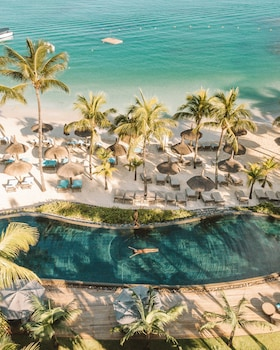 Hình ảnh Royal Palm Beachcomber Luxury tại Grand-Baie