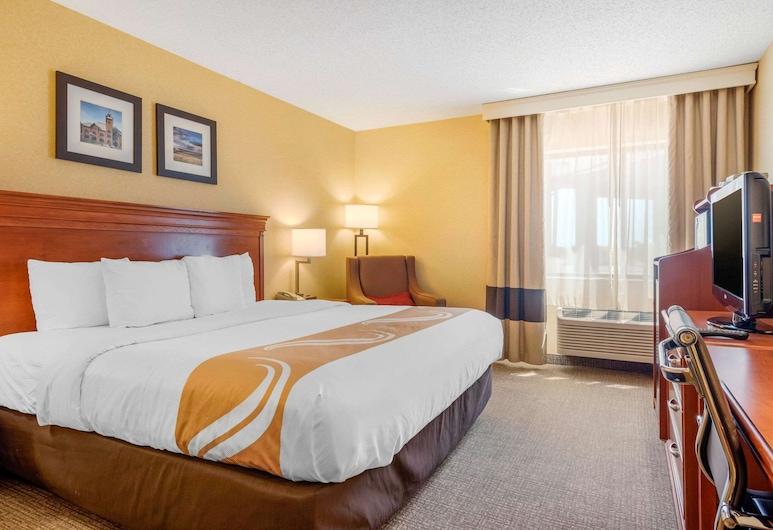 Quality Inn, פואבלו, חדר, מיטת קינג, נגישות לנכים, ללא עישון, חדר אורחים