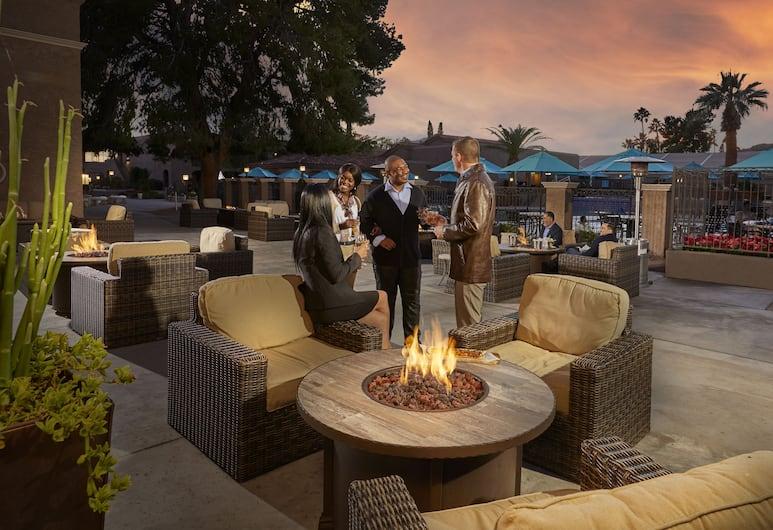 Scottsdale Plaza Resort, Scottsdale, Terraço/pátio