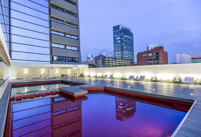 NH Collection Mexico City Reforma, Mexico City, Outdoor Pool