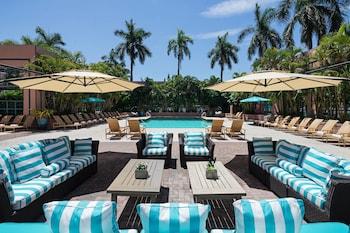 波卡拉頓博卡拉頓萬豪飯店的相片