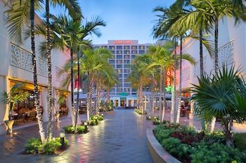 Boca Raton — zdjęcie hotelu Boca Raton Marriott at Boca Center