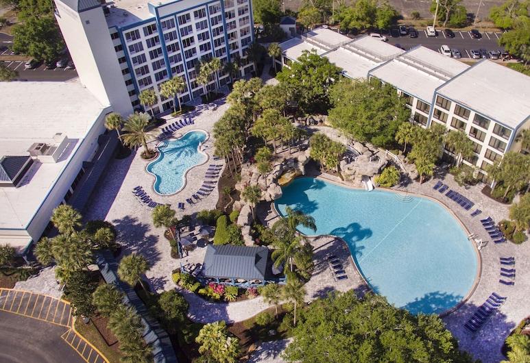 The Grand Orlando Resort at Celebration, Kissimmee, Vaade õhust