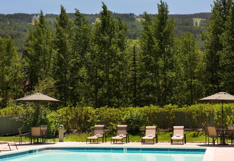 Evergreen Lodge at Vail, Vail, Vonkajší bazén