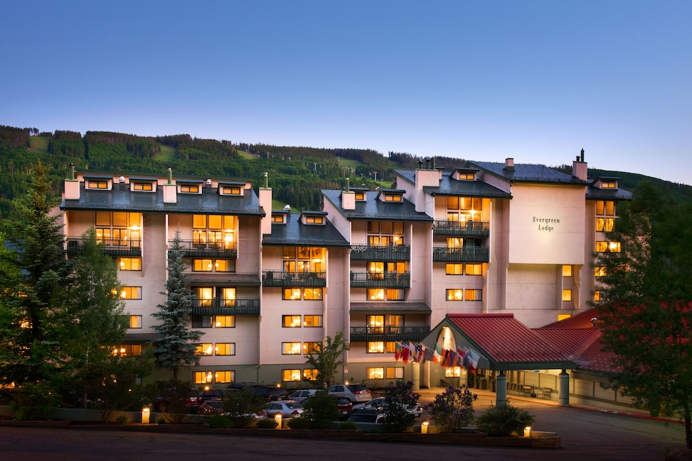 Evergreen Lodge Condos Vail