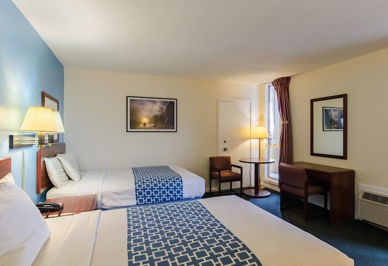 Alamo Inn & Suites, Gillette, Habitación doble básica, para fumadores, Habitación