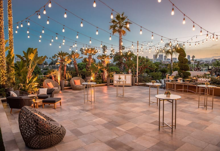 Four Seasons Los Angeles at Beverly Hills, Los Angeles, Garden