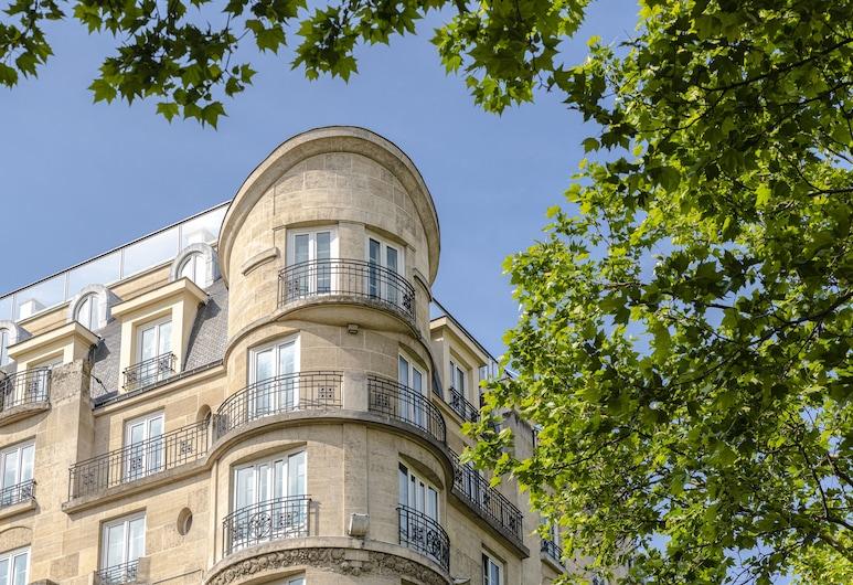 Hotel Carlton's Montmartre, Paris, Façade de l'hôtel