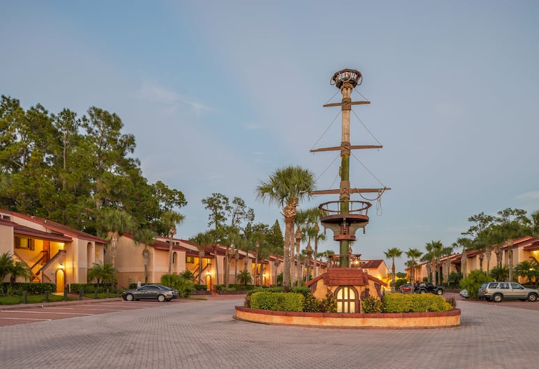 Bryan's Spanish Cove by Diamond Resorts, Orlando, Hotel Front