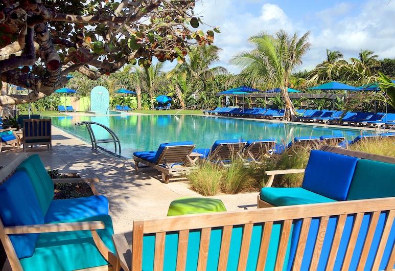 Colony Hotel & Cabaña Club, Delray Beach, Venkovní bazén