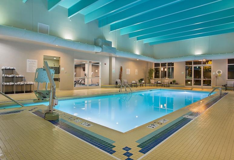 Holiday Inn University Plaza-Bowling Green, Bowling Green, Indendørs pool