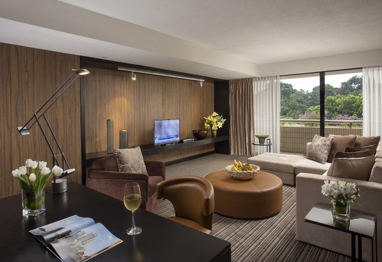 Concorde Hotel Singapore, Singapore, Presidential Suite, Living Area