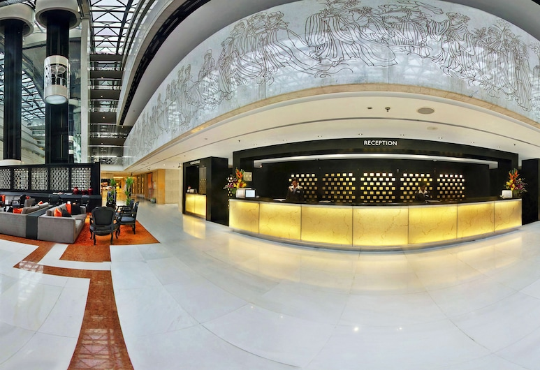 Concorde Hotel Singapore, Singapore, Móttaka