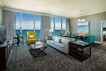 羅德岱堡勞德代爾堡海灘萬怡飯店的相片