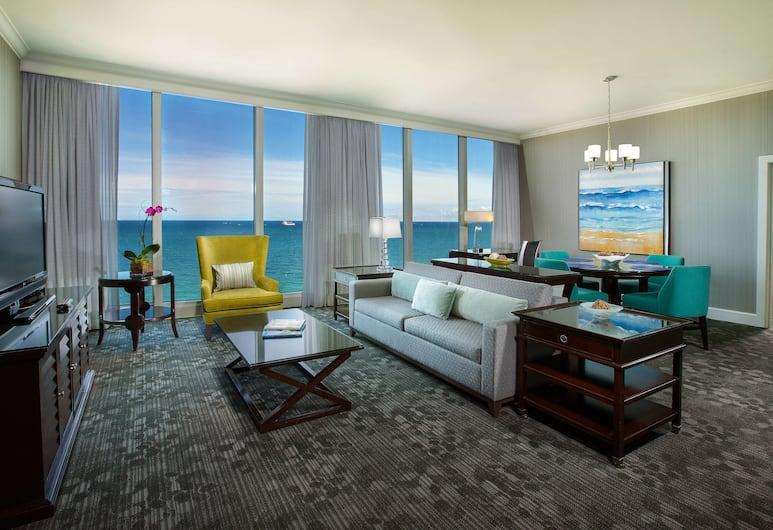 Courtyard by Marriott Fort Lauderdale Beach, Fort Lauderdale, Guest Room
