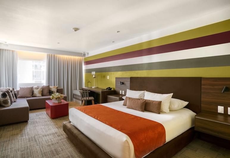 Room Mate Valentina, Mexico City, Executive Room, Guest Room