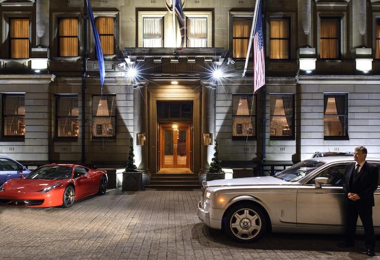 The Vermont Hotel, Newcastle-upon-Tyne, Hotellfasad
