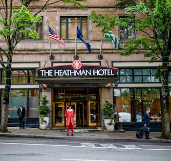 Picture of The Heathman Hotel in Portland
