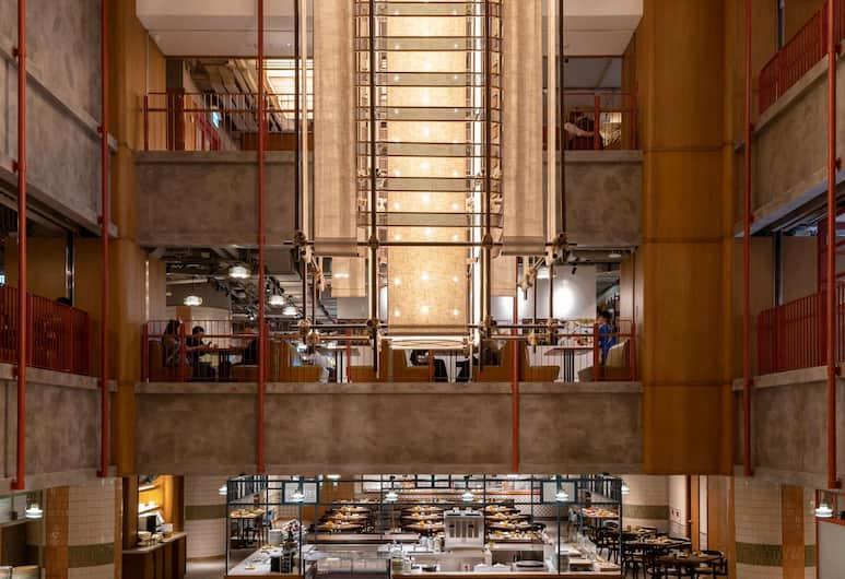 Eaton HK, Kowloon, Restoran