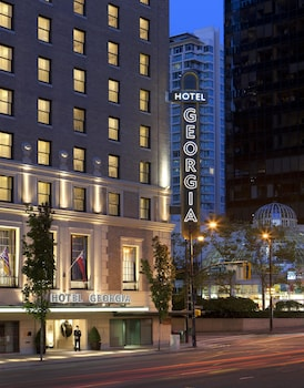 Picture of Rosewood Hotel Georgia in Vancouver