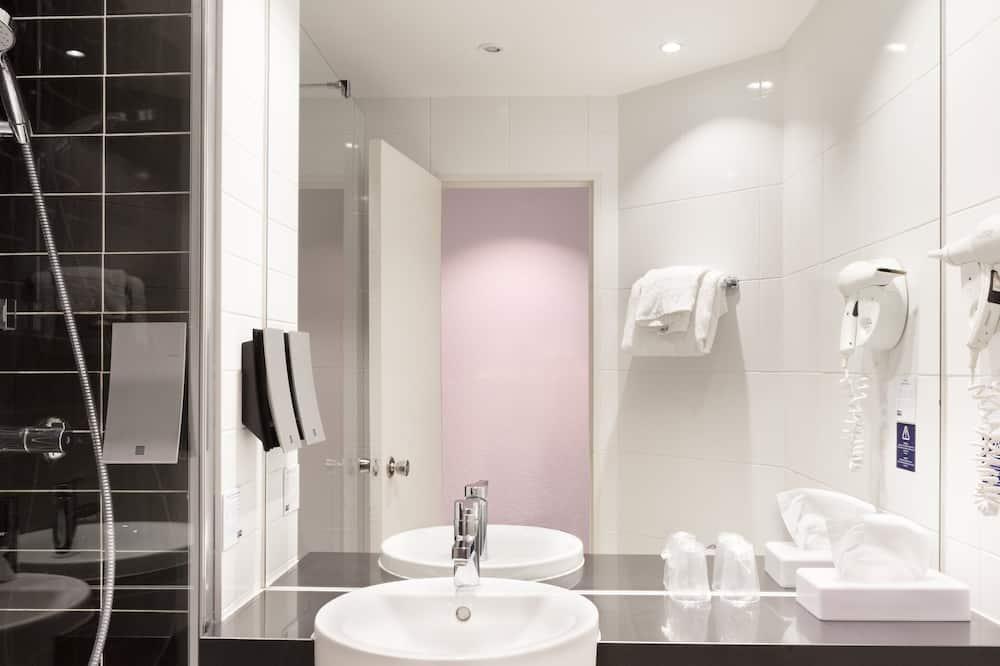 Habitación, 2 camas individuales, para no fumadores - Baño