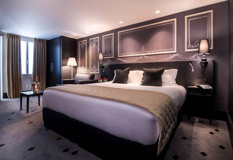 Hotel Beauchamps, Pariz, Deluxe soba, Soba za goste