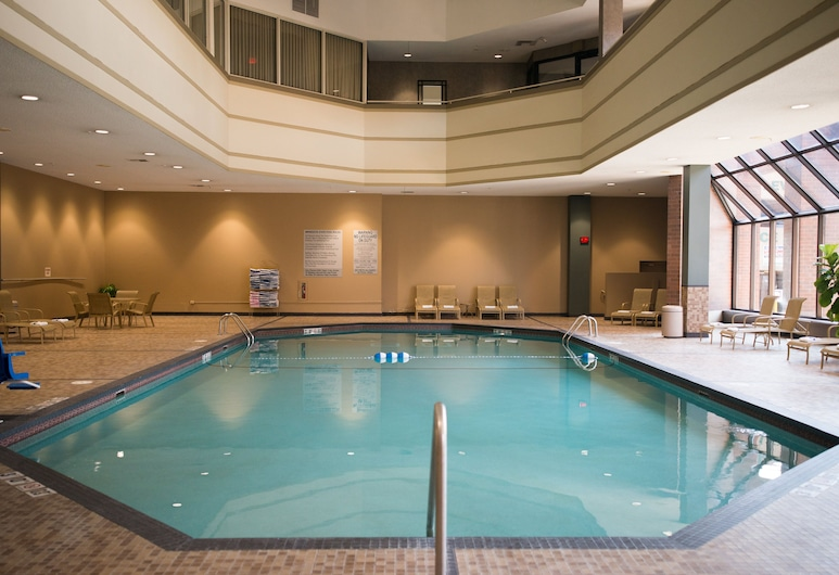 Crowne Plaza Aire MSP Airport - Mall of America, Bloomington, Alberca